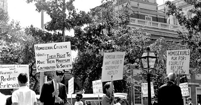 About the key participants in gay rights rally 50 years ago