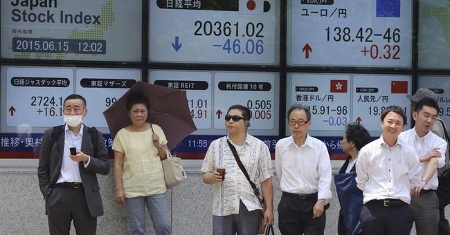 World stocks slip as Greek debt talks falter