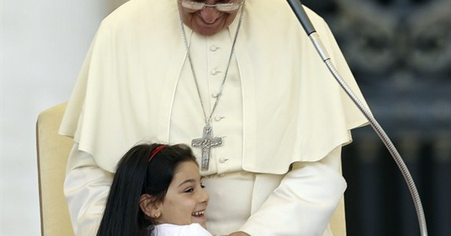 Pope's stance leaks; calls for urgent action on environment