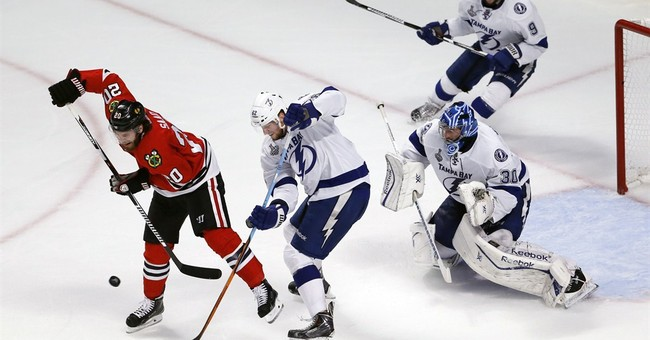 Chicago Blackhawks win 3rd Stanley Cup title in 6 years