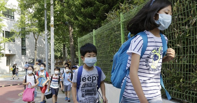 Image of Asia: Schools reopen during Korean MERS outbreak