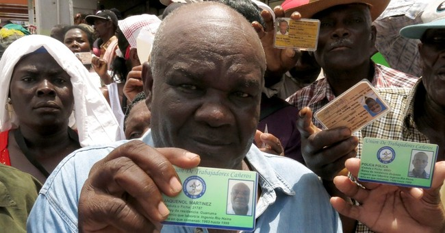 Haitians scramble for legal residency in Dominican Republic