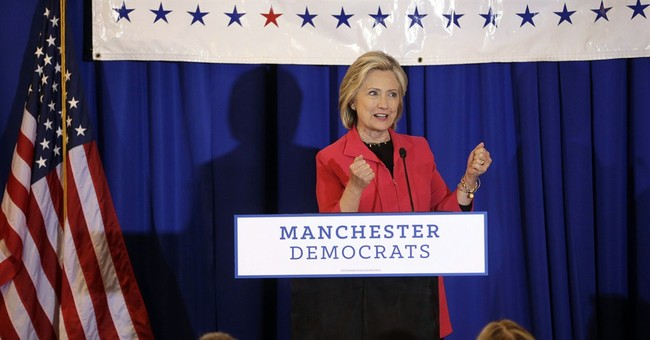 Clinton says her wealth is 'secondary' concern for voters