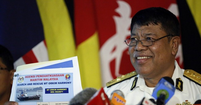 Police: Missing Malaysian tanker likely hijacked by pirates