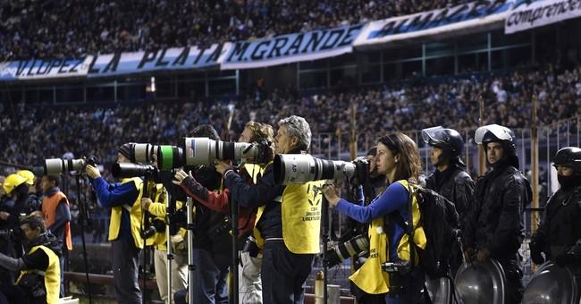 AP names Pisarenko chief photographer for Southern Cone