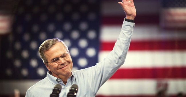 Jeb Bush has optimistic message, faces challenges in '16 bid