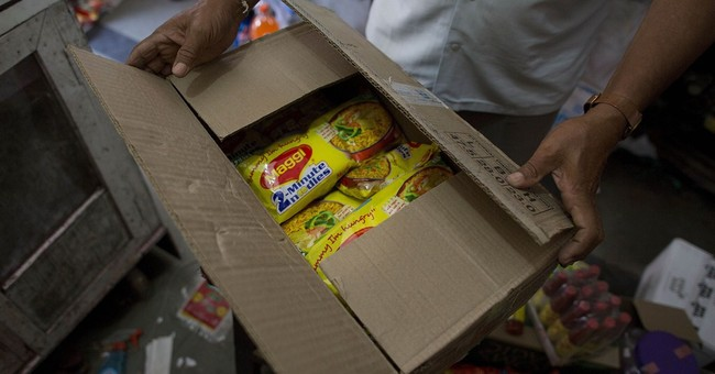 After lead scare, Nestle India to destroy $50M of noodles