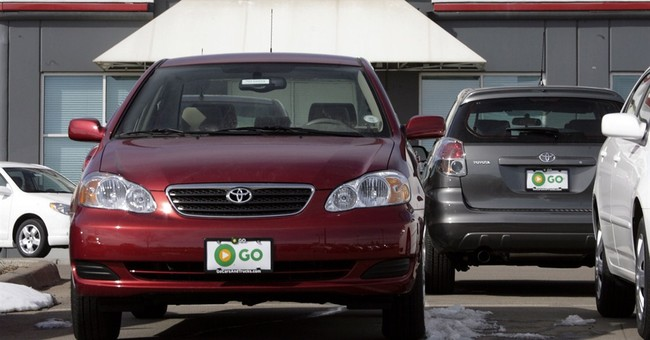 Toyota adds nearly 1.4M vehicles to Takata air bag recall