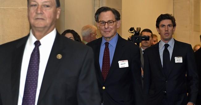 Gowdy: Clinton confidant was not author of Benghazi memos