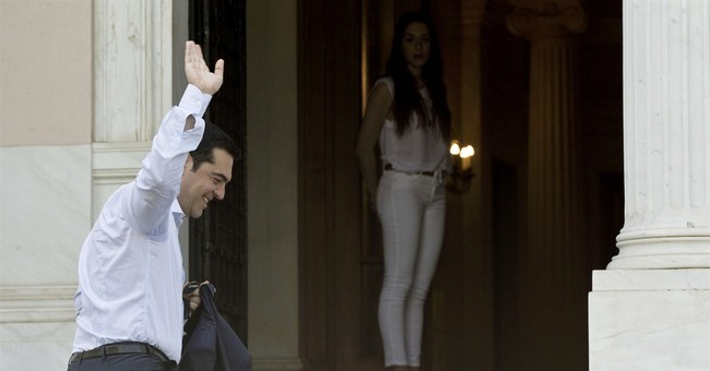Will Greece leave the euro? A look at its options