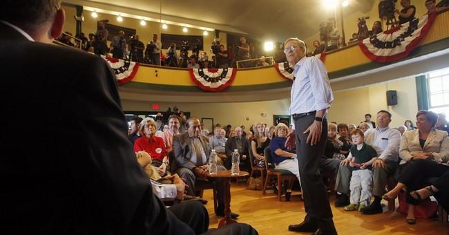 Bush says Clinton failed as secretary of state
