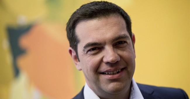 Greek leader, top EU executive clash over austerity claims