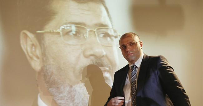 Egypt court confirms ousted President Morsi's death sentence