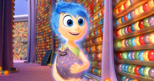 Review: In Pixar's 'Inside Out,' the cacophony of childhood
