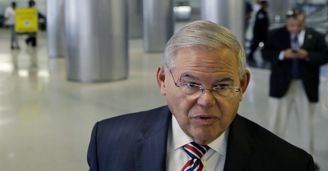 Judge rules Menendez corruption trial to stay in New Jersey