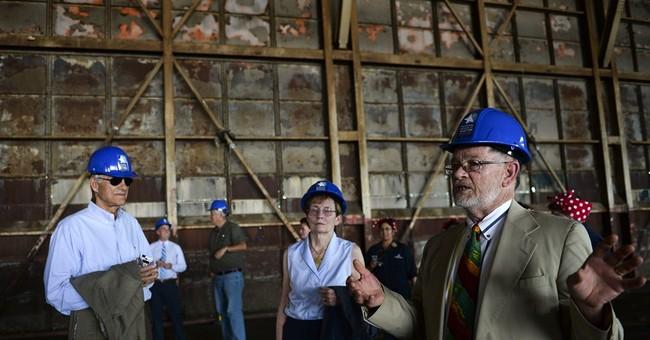 Preserved part of Rosie the Riveter plant rededicated