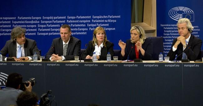 Far-right, anti-immigrant parties form EU Parliament group