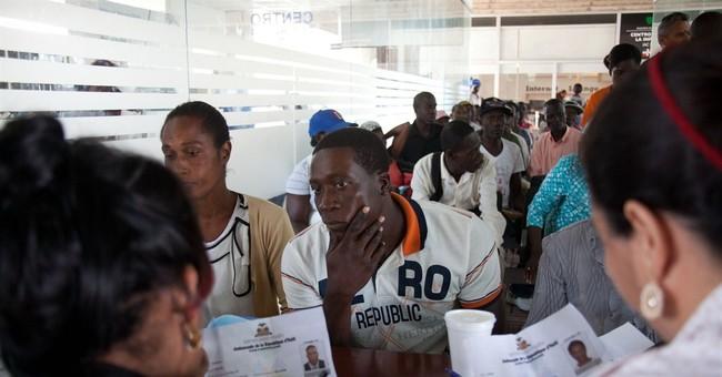 Deadline looms for legal status in Dominican Republic