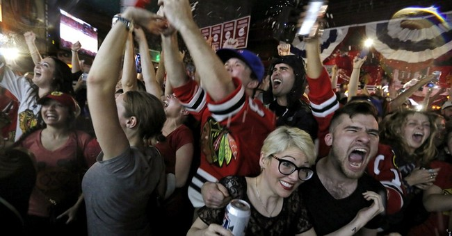 Stanley Cup begins its own celebration around Chicago