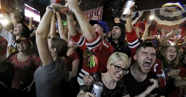 Stanley Cup begins its own celebration around Chicago