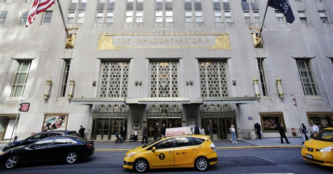 US to abandon Chinese-owned Waldorf at UN General Assembly