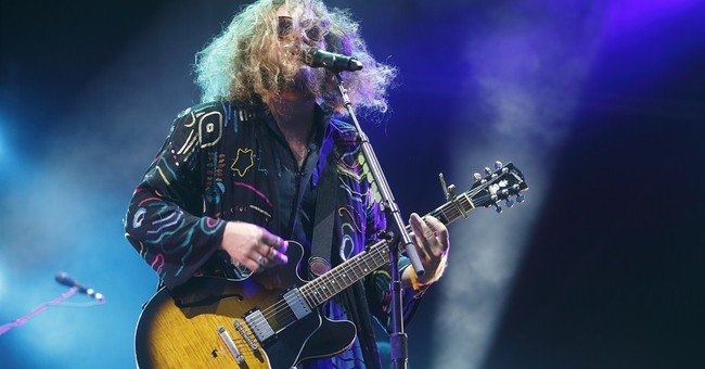 Festivals getting a little old for Jim James
