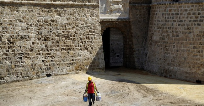 Othello's Tower builds trust in divided Cyprus