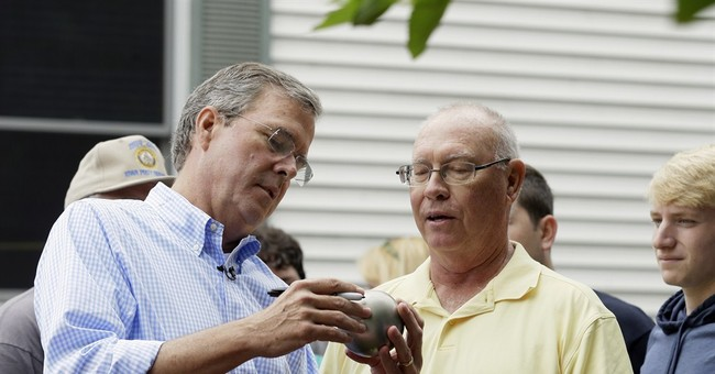 Bush in Iowa: 'I don't think we should politicize our faith'