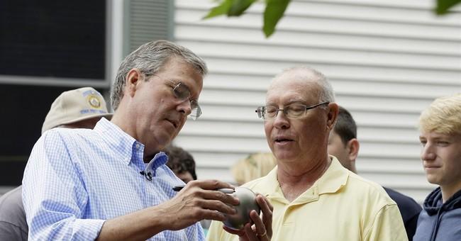 Bush in Iowa: 'I don't think we should politicize our faith'