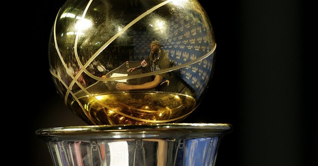 NBA Finals draw best TV rating since series moved to ABC