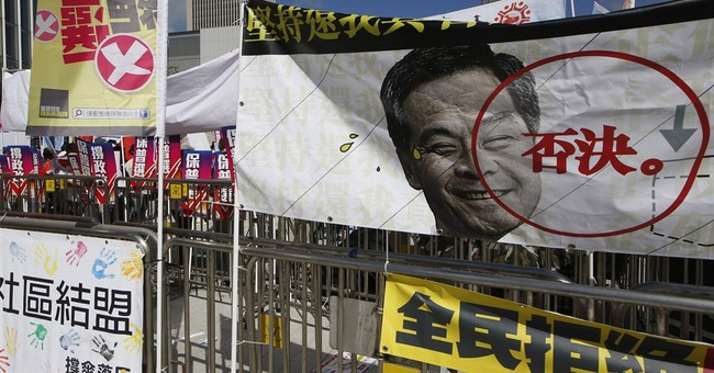 Hong Kong election reform defeated by lawmakers