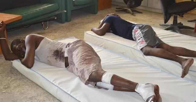 Bombs found at Boko Haram camp kill 63 in Nigeria