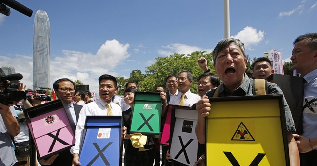 Hong Kong election bill faces likely defeat by lawmakers