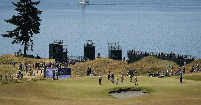 Think you've seen everything at US Open? Think again