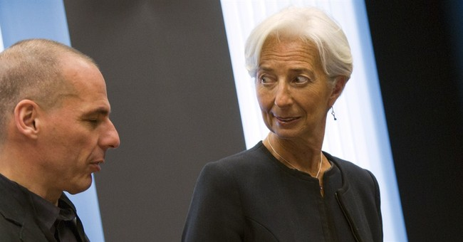 Meet the protagonists in the Greek bailout drama