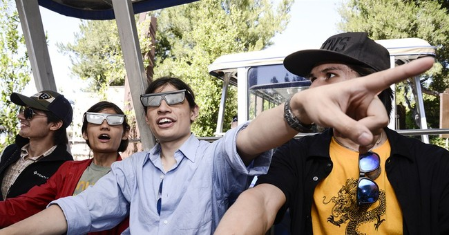 Movies come to life for 'Wolfpack' clan at Universal Studios