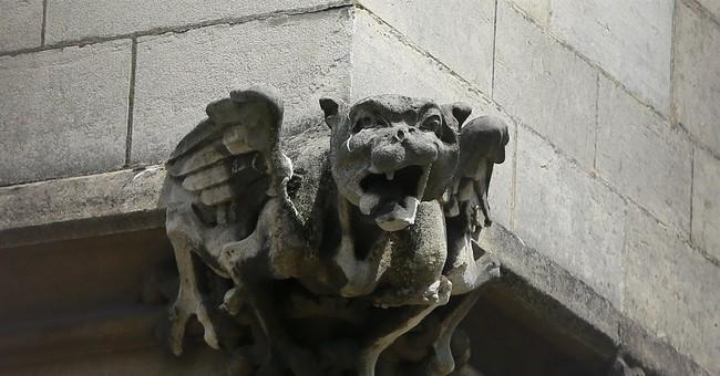 Report: Crumbling UK Parliament needs billions in repairs
