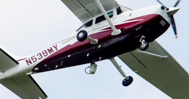 FBI: Surveillance flights by the book, rarely track phones