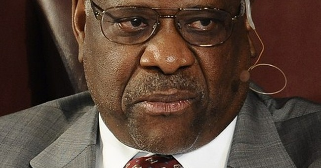 Justice Thomas focuses on victims in 2 death penalty cases