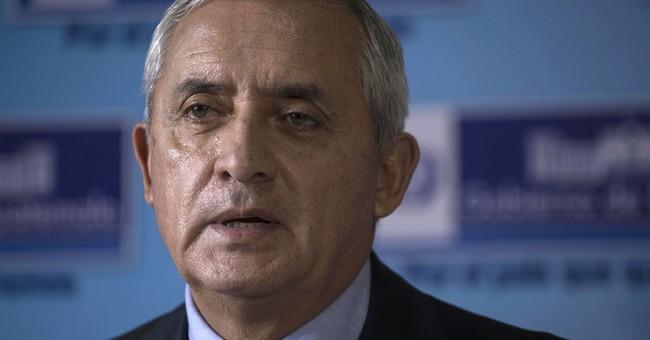 Guatemalan court brakes effort to strip president's immunity