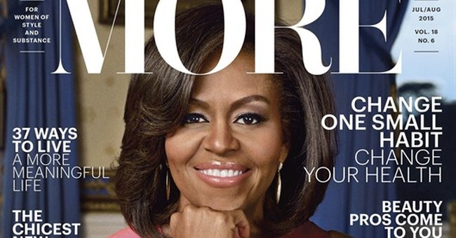 More magazine talks to Michelle Obama and Meryl Streep