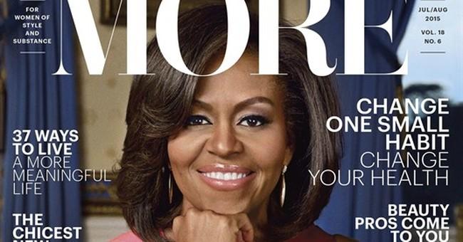 More magazine talks to Michelle Obama and Meryl Streep
