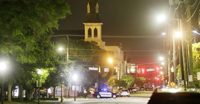 Charleston shooting took place at 1 of oldest black churches