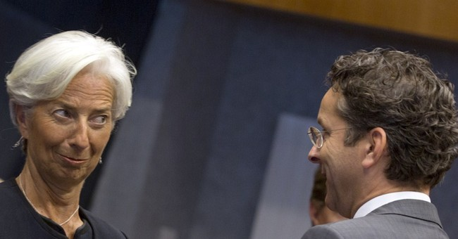 The latest on Greece: Greek official says time left for deal