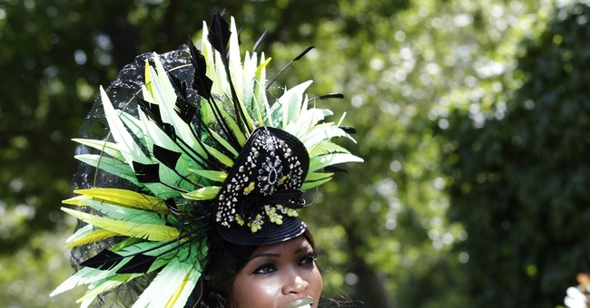 Hats, heels, haute couture feature at Royal Ascot