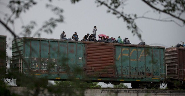 Mexico deports more Central Americans than the United States
