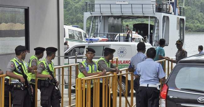 Indonesia executes 6 drug convicts, including 5 foreigners