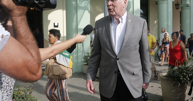 Democratic lawmakers visit Cuba amid changes in US relations