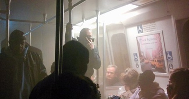 Report: radio trouble for firefighters at DC subway incident