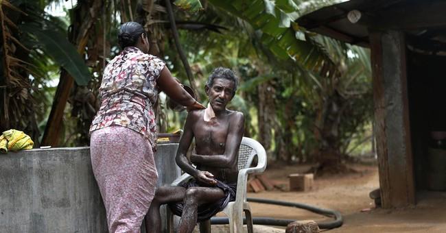 Mystery kidney disease killing Sri Lankan farmers